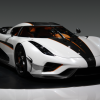 Koenigsegg Regera Light Gradient