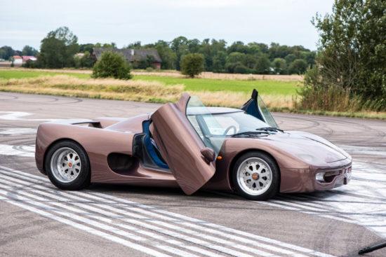 1996 Koenigsegg CC prototype