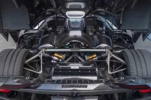 Koenigsegg Engineering