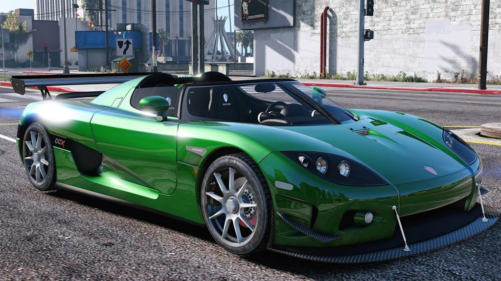 Koenisgsegg CCX